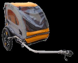 Location vélo - Remorque enfant - LocaCycleDirect.com